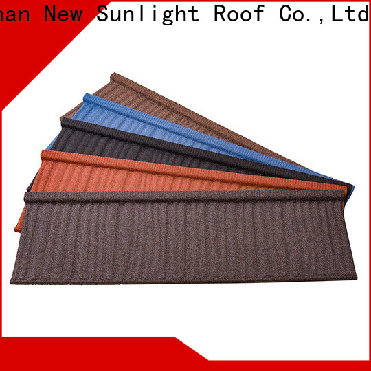 high-quality roofing manufacturers stone factory for Office
