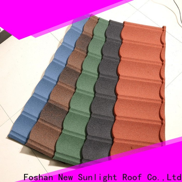 wholesale metal roofing supplier supply for warehouse market