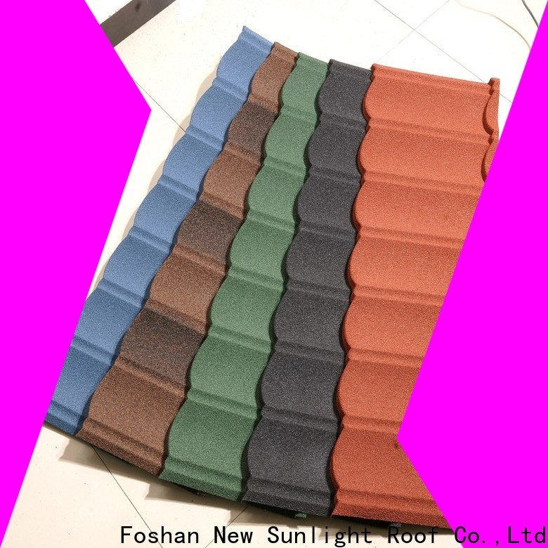 new steel shake roofing metal for business for industrial workshop