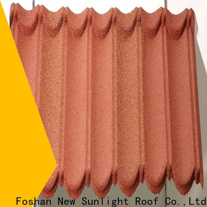 New Sunlight Roof latest metal shake roof suppliers for greenhouse cultivation