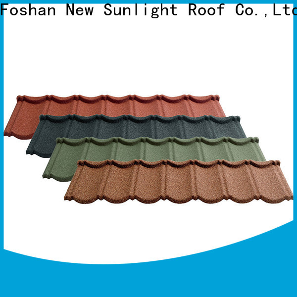 high-quality residential metal roofing installation stone company for greenhouse cultivation
