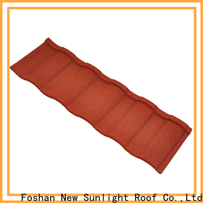 New Sunlight Roof high-quality corrugated sheet for roofing for Farmhouse