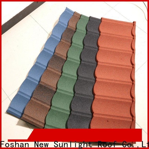 New Sunlight Roof best metal roofing supplier factory for Office