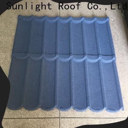 top pressed steel roof tiles bond suppliers for industrial workshop