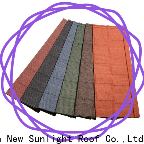 New Sunlight Roof material building shingles manufacturers for Building Sports Venues