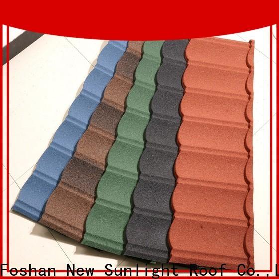 latest zinc roof tiles bond for business for industrial workshop