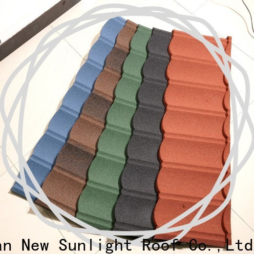New Sunlight Roof stone decra roofing sheets company for greenhouse cultivation
