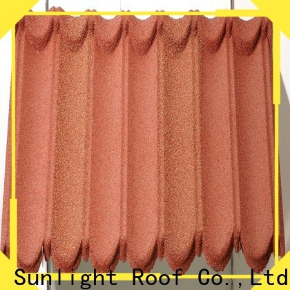 New Sunlight Roof top metal shingle manufacturers company for greenhouse cultivation