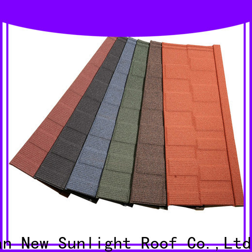 New Sunlight Roof new green shingle roof manufacturers for Hotel