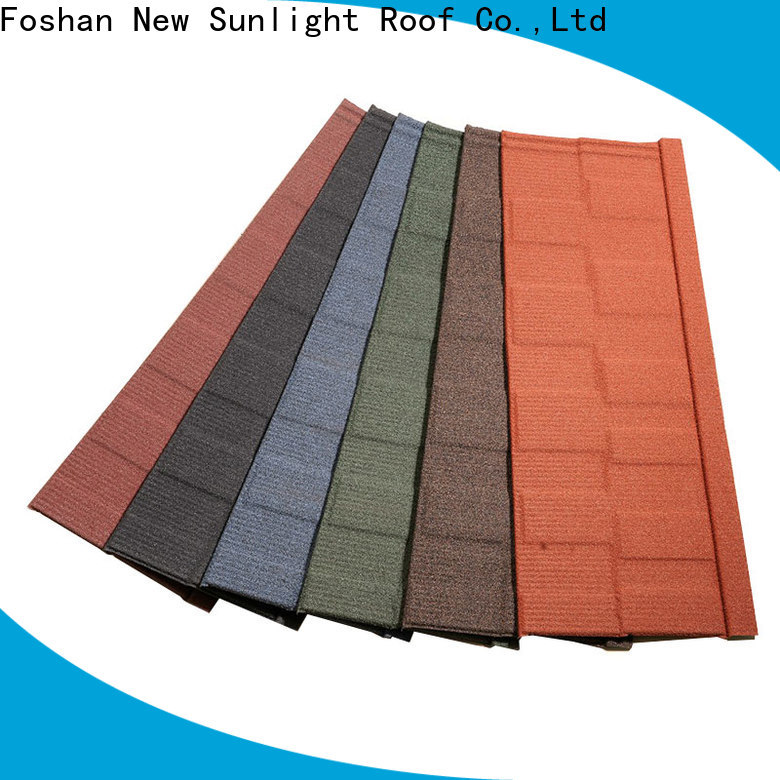 New Sunlight Roof lightweight new shingles factory for Office