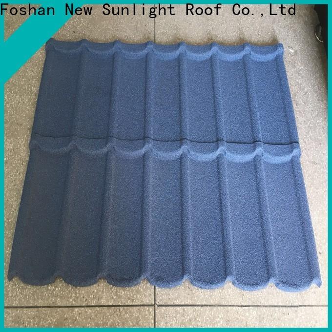 New Sunlight Roof bond roof shingles coating for garden construction