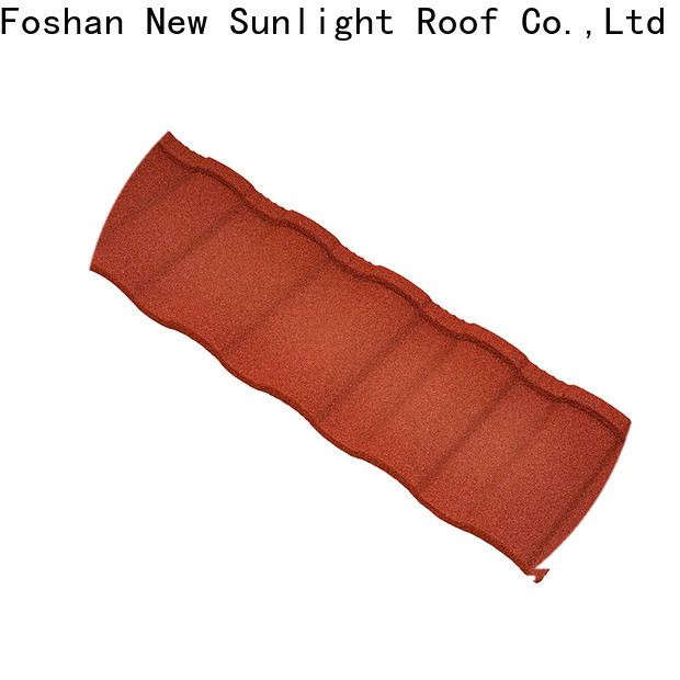 New Sunlight Roof wholesale wholesale steel roofing factory for Courtyard