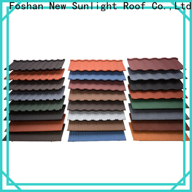 New Sunlight Roof best rainbow roofing suppliers for Villa