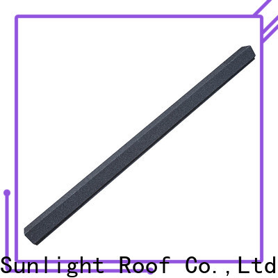 New Sunlight Roof custom tiles and accessories factory for Hotel
