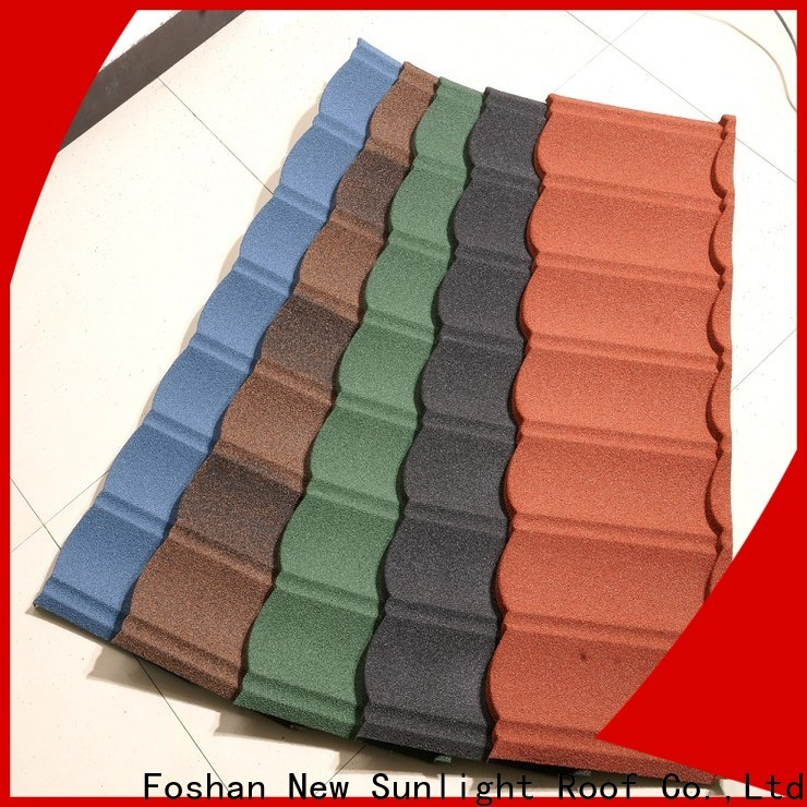 top decra stone coated steel roofing bond suppliers for warehouse market
