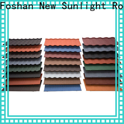 New Sunlight Roof rainbow lightweight roofing sheets manufacturers for Office