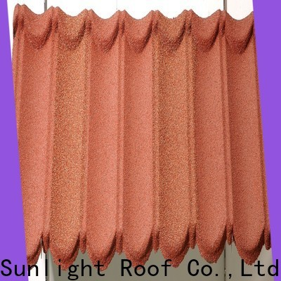 New Sunlight Roof custom metal roof shingles manufacturers company for greenhouse cultivation