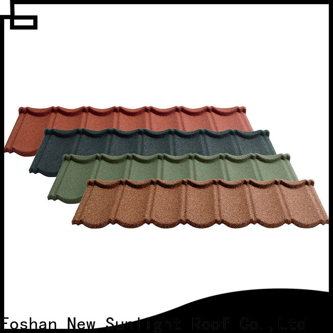 high-quality corrugated roofing sheets roofing factory for garden construction