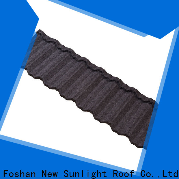 New Sunlight Roof metal building materials suppliers factory for School
