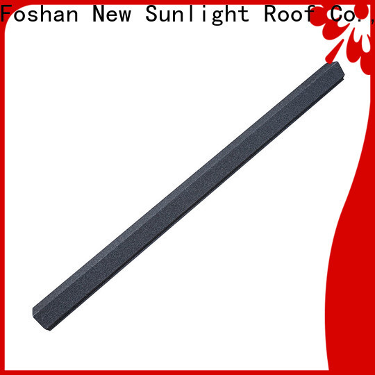 New Sunlight Roof roofing metal roofing tools supply for Warehouse
