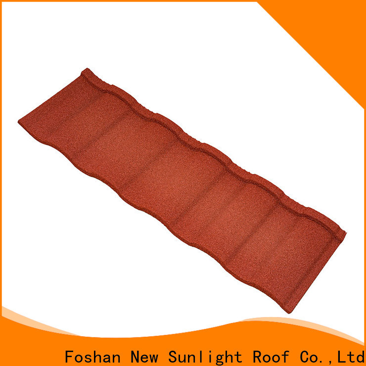 New Sunlight Roof metal composite roof shingles supply for Farmhouse