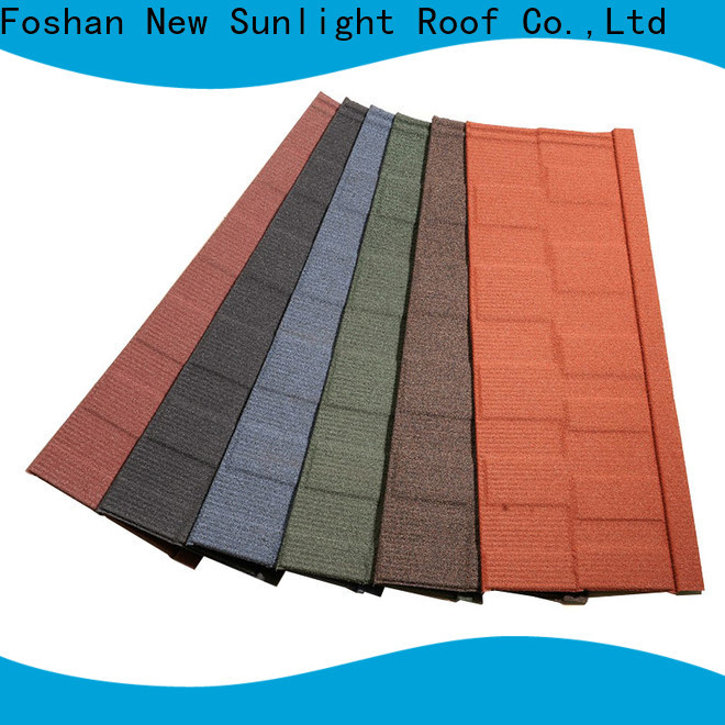 New Sunlight Roof roof roofing and shingles for Hotel