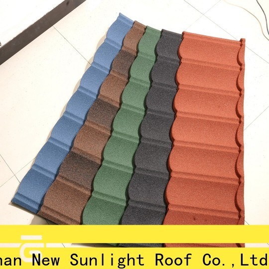 New Sunlight Roof wholesale metal roofing for Building Sports Venues
