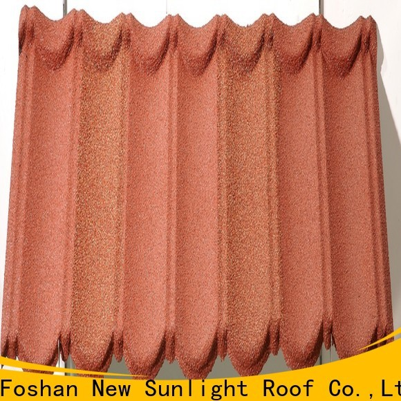 top metal and shingle roof tile company for greenhouse cultivation