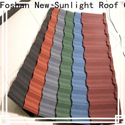 New Sunlight Roof custom classic shingles factory for Villa