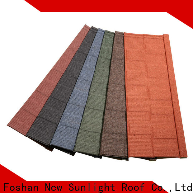 New Sunlight Roof shingle composite roof shingles types supply for Building Sports Venues
