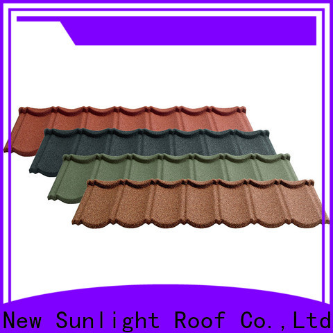 New Sunlight Roof new residential metal roofing installation manufacturers for industrial workshop