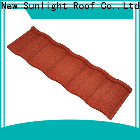 New Sunlight Roof wholesale double roman roof tiles suppliers manufacturers for Farmhouse