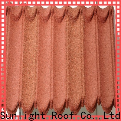 New Sunlight Roof best stone covered metal roofing for business for greenhouse cultivation