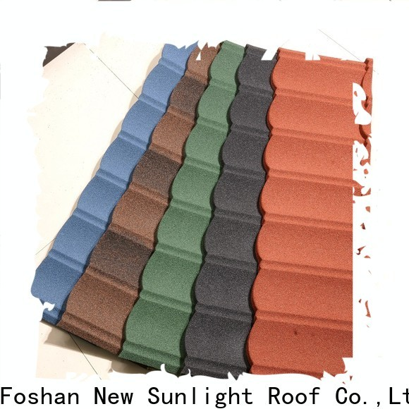 New Sunlight Roof custom decra roofing sheets for garden construction