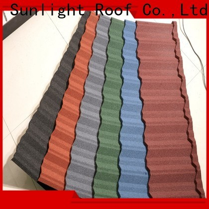 New Sunlight Roof best classic roofing systems factory for Villa