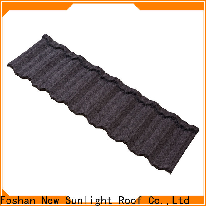 New Sunlight Roof roofing classic metal roofing supply for Office