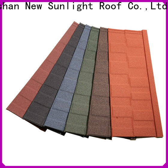 New Sunlight Roof material best residential shingles factory for Building Sports Venues