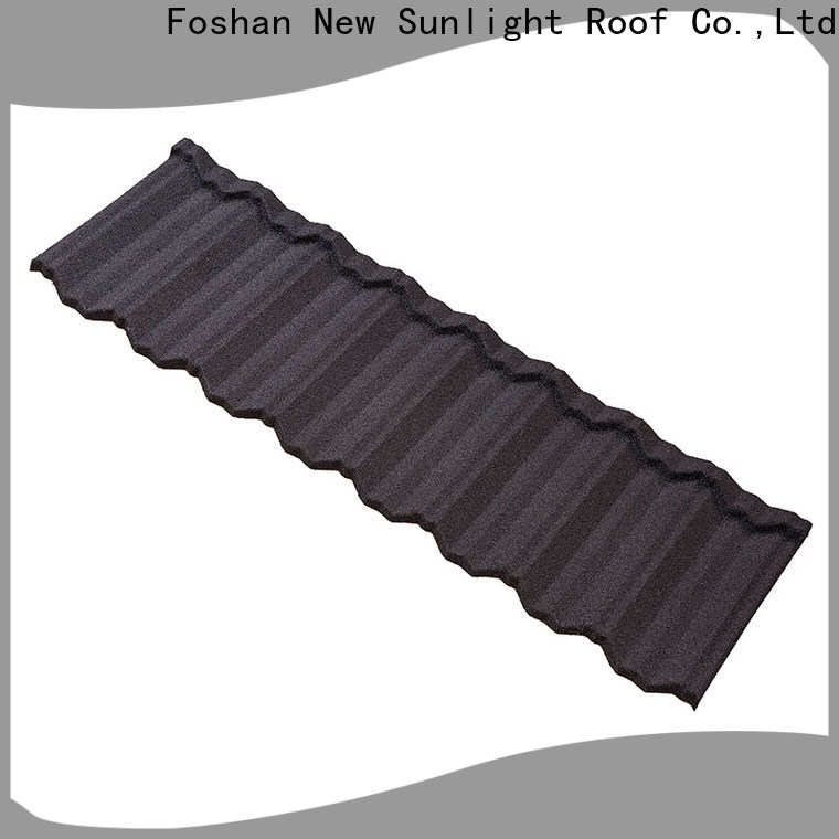 New Sunlight Roof classic metal roofing materials suppliers for Office