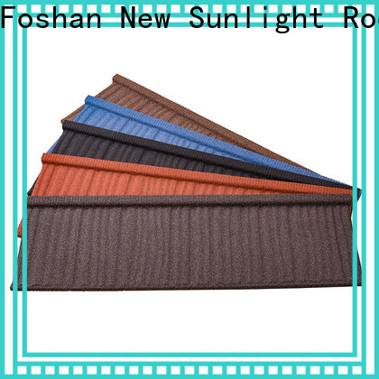 New Sunlight Roof wood corrugated sheet metal roofing company for Hotel
