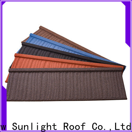 New Sunlight Roof lightweight tiles company for Building Sports Venues