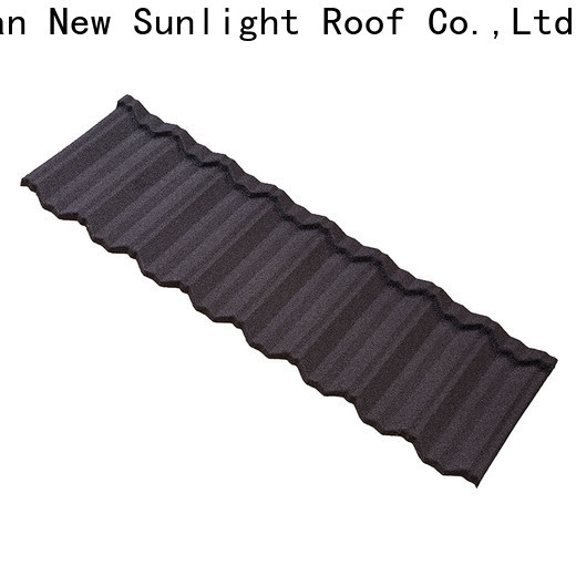 New Sunlight Roof latest roofing ridge tiles factory for Building Sports Venues