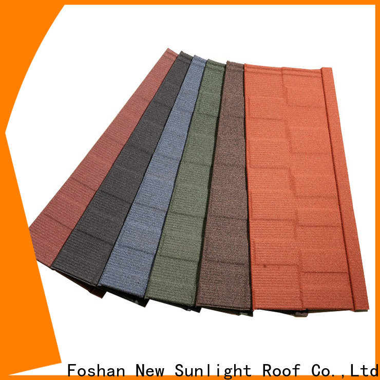 high-quality best roofing shingles tiles company for Villa