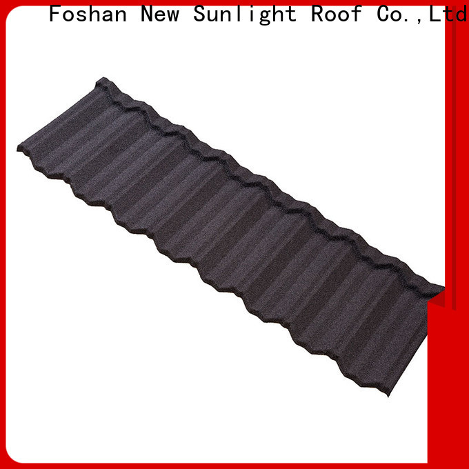 New Sunlight Roof roof residential roofing materials factory for Building Sports Venues