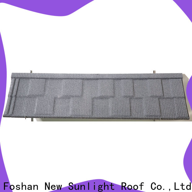 residential metal roofing systems coated for business for School