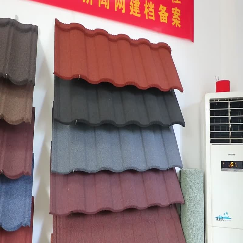 new steel metal roofing prices coated factory for industrial workshop